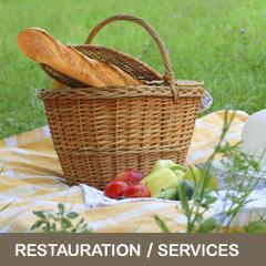 Réservez votre panier repas à emporter sur le chemin de St Jacques